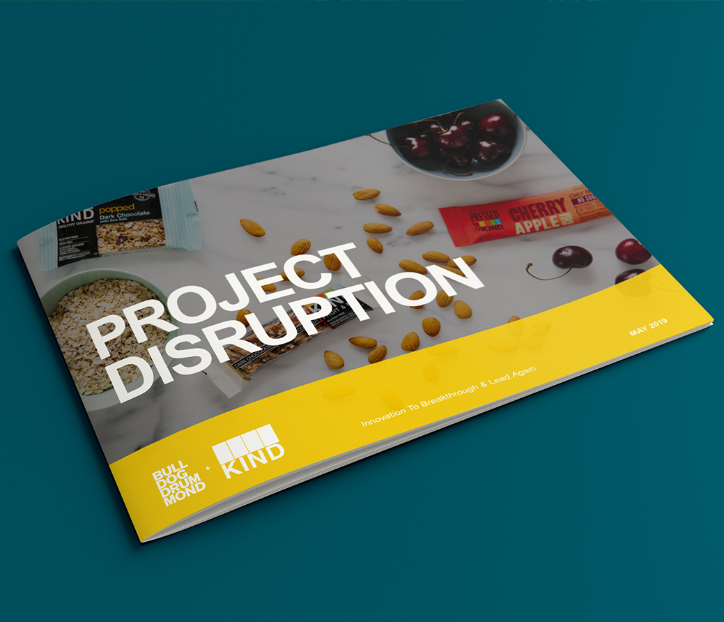 Kind Product Disruption Book