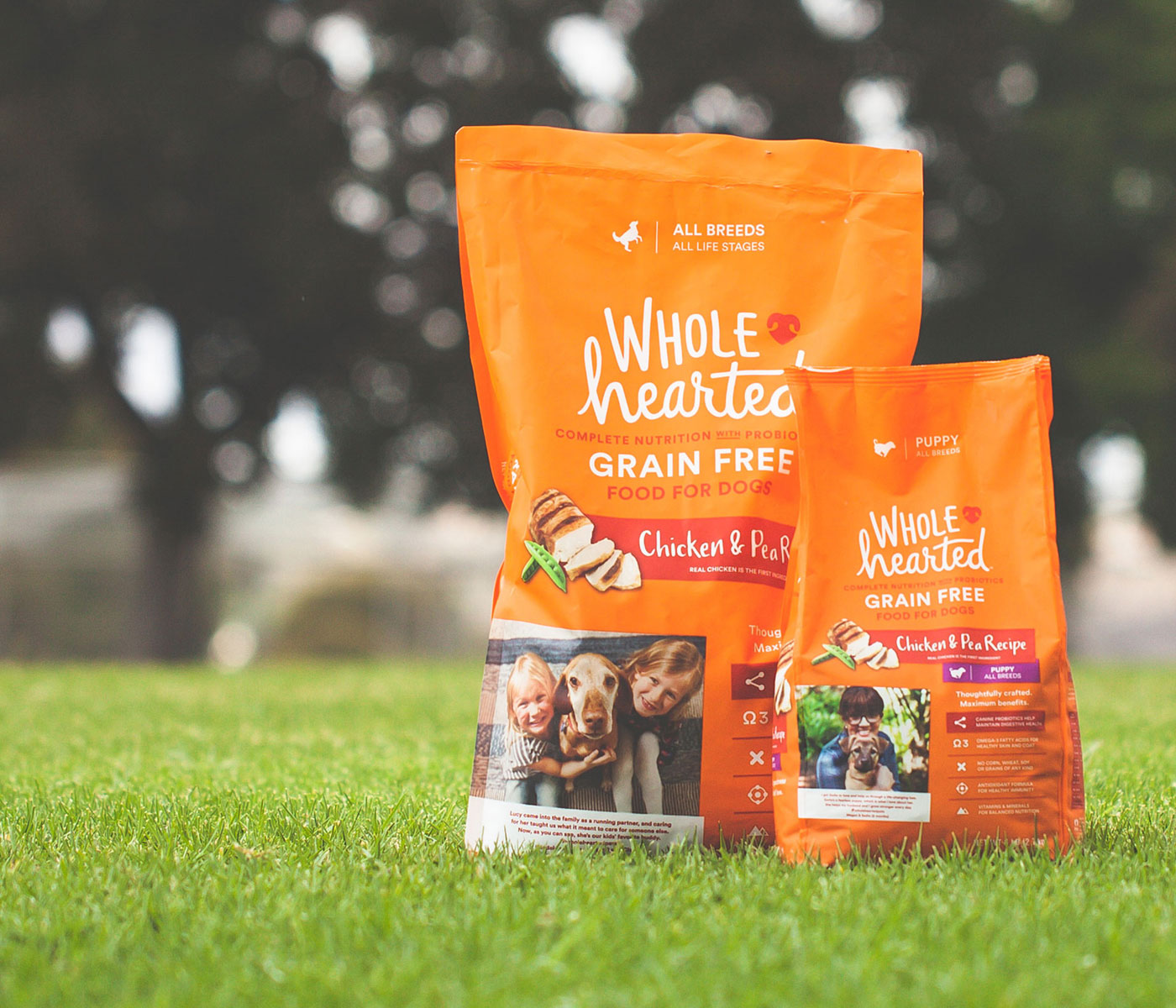WholeHearted Pet Food Packaging Line