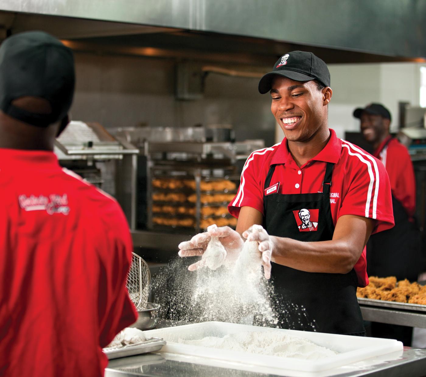 KFC Uniforms