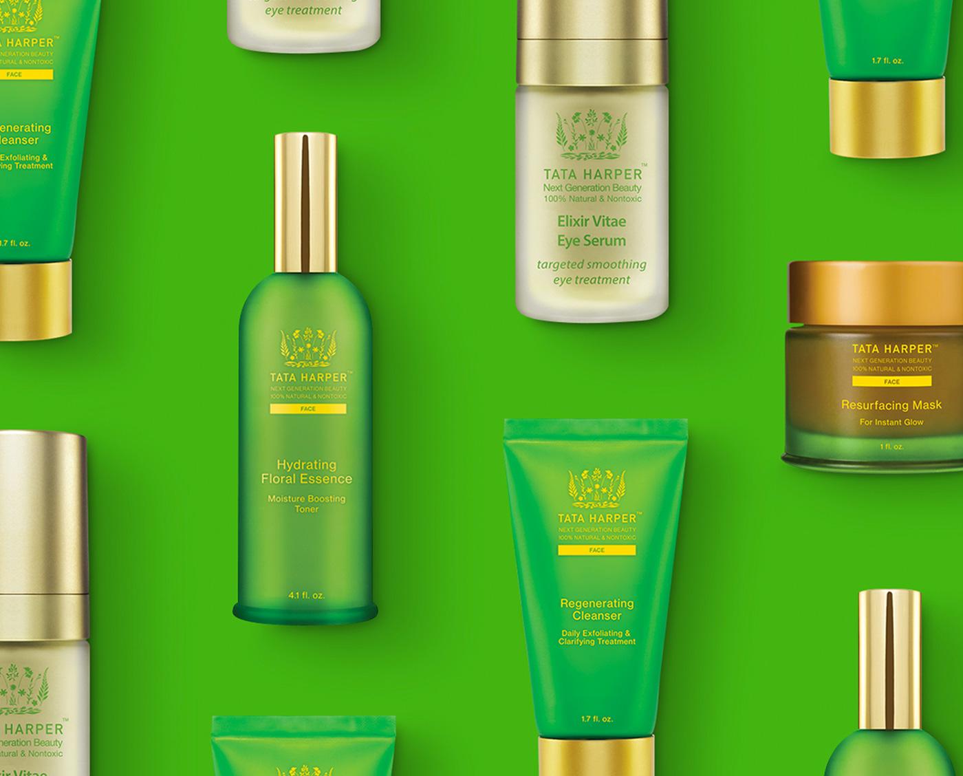 Tata Harper Product Packaging