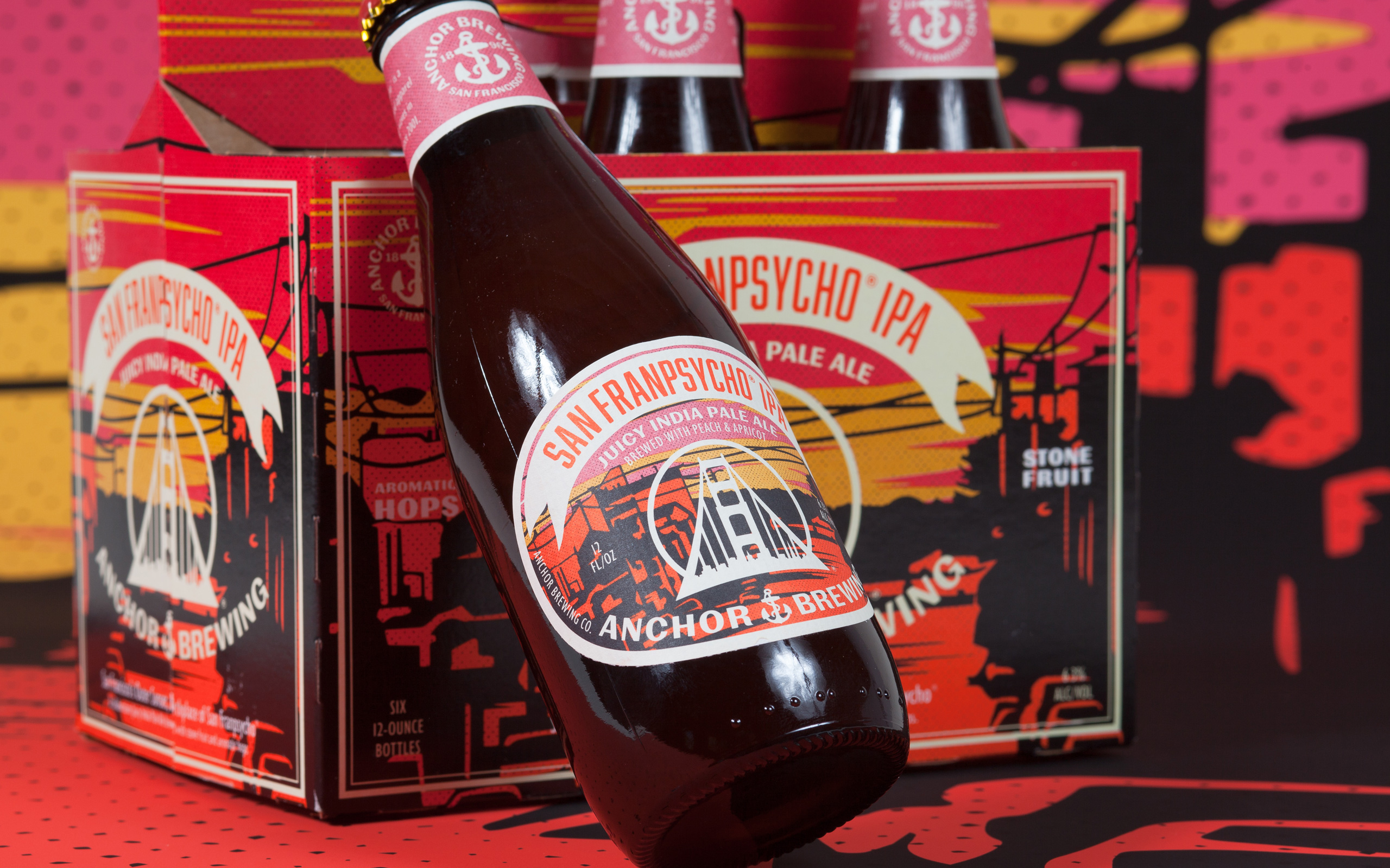 Anchor Brewing San Fransycho IPA