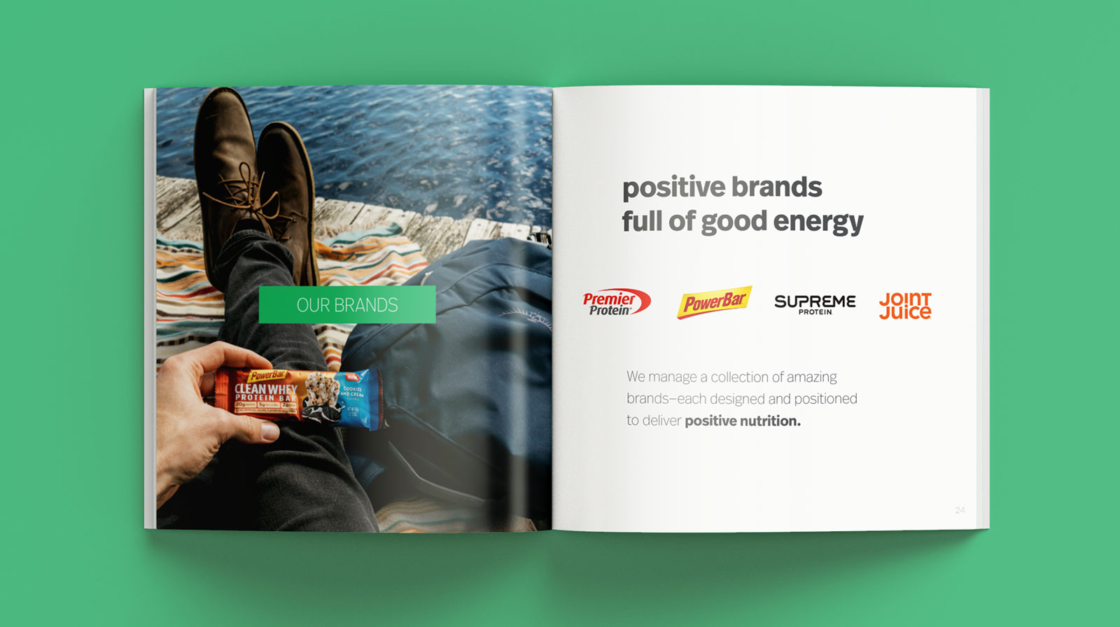Premier Nutrition Brand Book