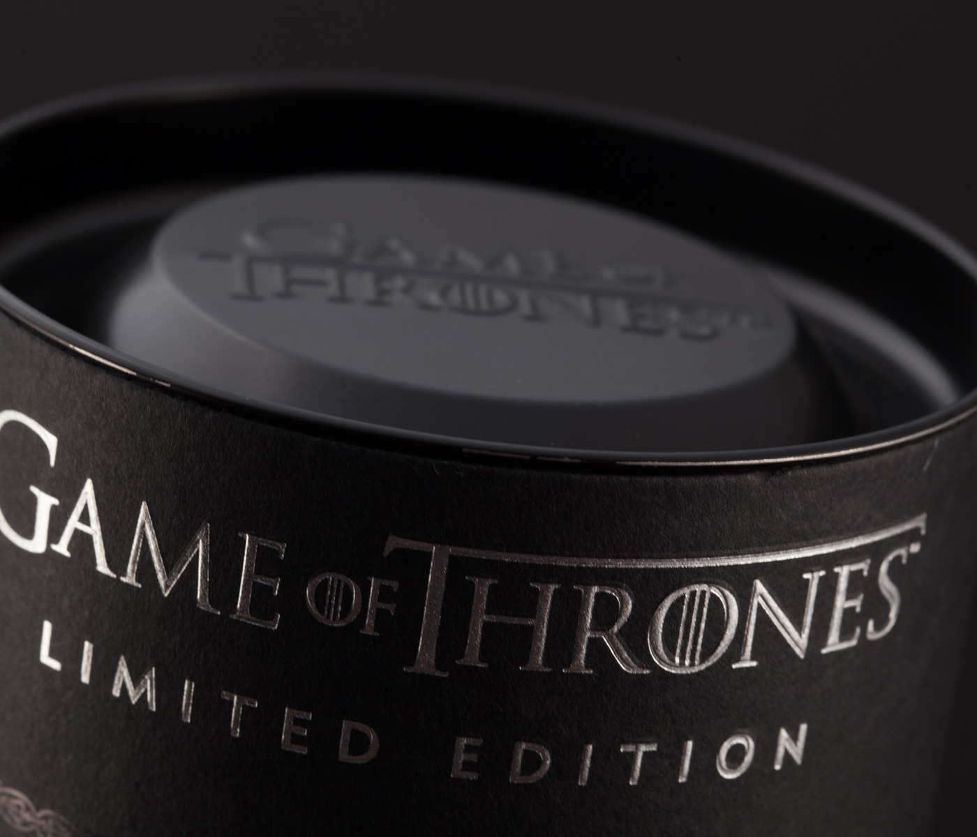 Game of thrones limited edition whiskey