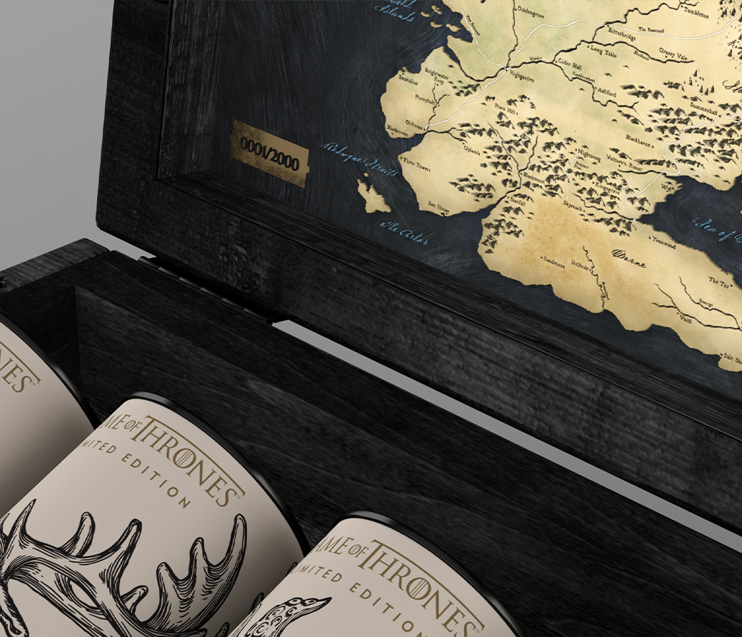 Game of Thrones Limited Edition Collection Chest