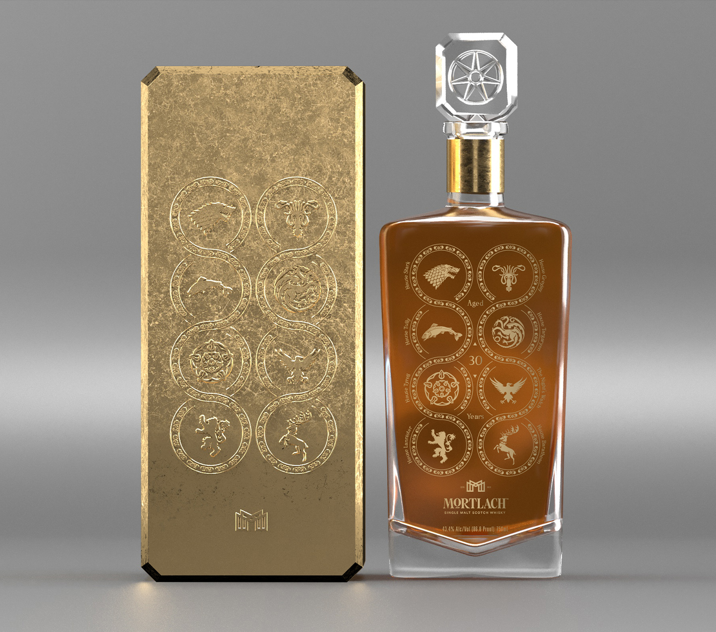 Game of Thrones Mortlach